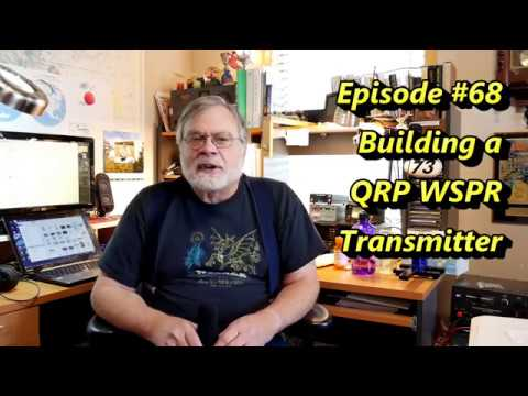 QRP-Labs Ultimate3S WSPR Kit Assembly and Review (#68)