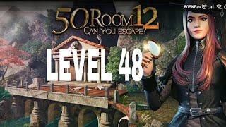 Can You Escape  The 100 Room 12 Level 48 Walkthrough