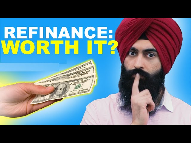 When Does It Make Sense To Refinance Your Mortgage | 1% Mortgage Refinance Rule