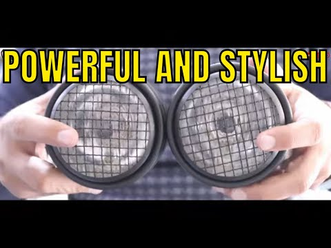 Stylish Head Lights And Turn Indicators For All Motorcycles | Bike Mate PK