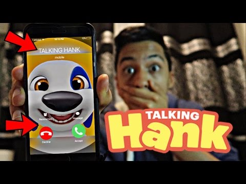 TALKING HANK CALLED ME AND I *ANSWERED OMG*