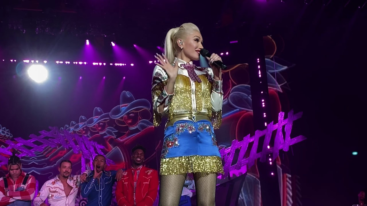 Gwen Stefani - Just a Girl live in Las Vegas, NV - 10/16/2019