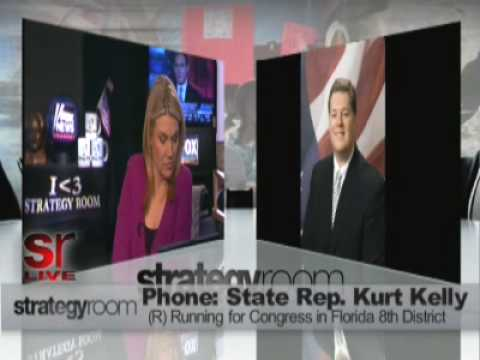 Phone Interview with Kurt Kelly on Strategy Room