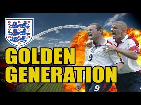 England's Golden Generation - Where Are They Now?