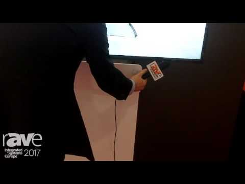 ISE 2017: Holzmedia Features Display Column W7