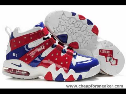 Charles Barkley Shoes