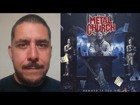 METAL CHURCH - Damned If You Do comentario reseña Mp3