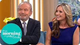 Lord Sugar Just Couldn't Decide on a Single Winner for The Apprentice | This Morning