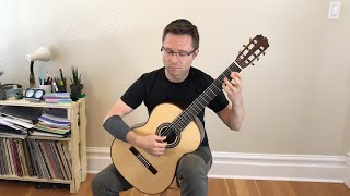 Lesson & Free PDF: Prelude BWV999 by Bach for Classical Guitar