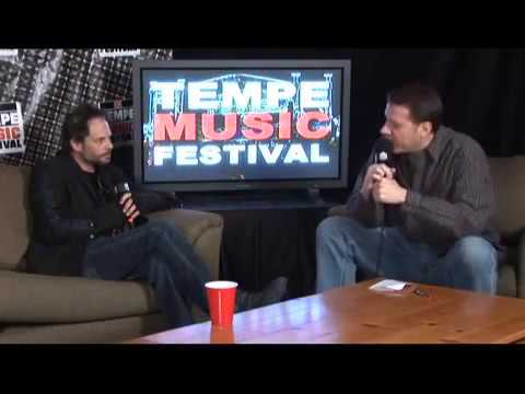 Tempe Music Festival TV - Gin Blossoms - Interview