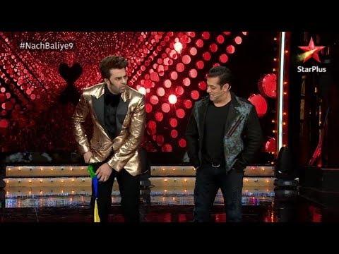 Nach Baliye 9 | Salman-Maniesh moments Mp3