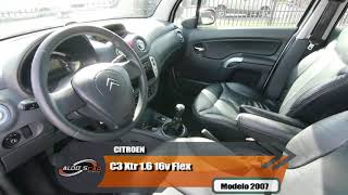 CITROEN C3 XTR 1.6 16V COM  PREÇO IMPERDÍVEL SOMENTE AQUI NA ALDO'S CAR MULTIMARCAS