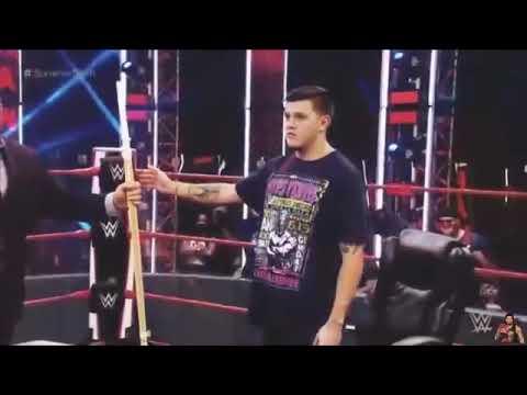 Download WWE RAW 24th Aug 2020:DOMINIK MISTERIO VS SETH ROIIINS FULL MATCH HD