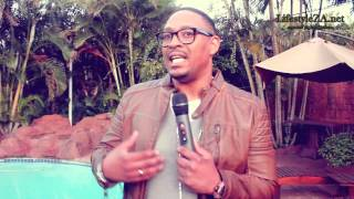 Brian Temba talking about his new project Back To Basics