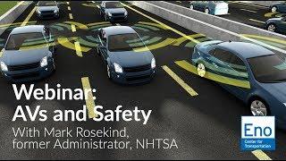 Autonomous Vehicles and Safety