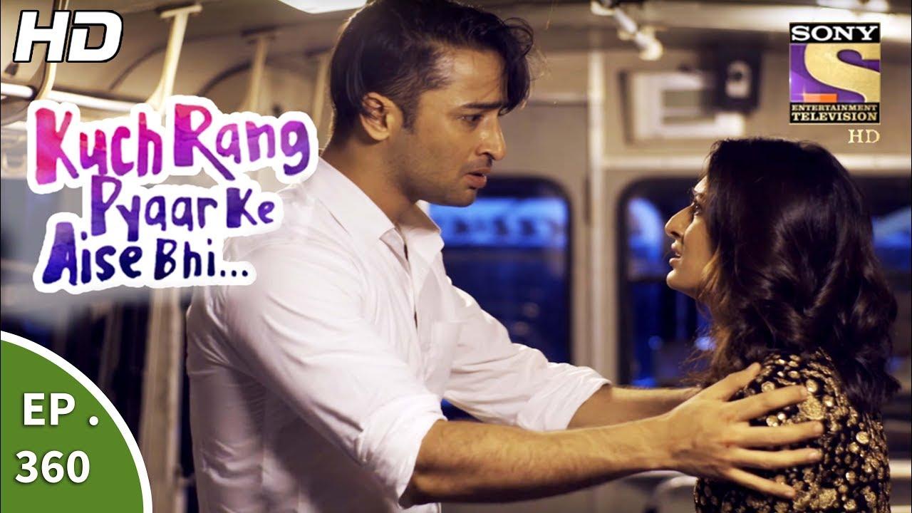Download Kuch Rang Pyar Ke Aise Bhi - कुछ रंग प्यार के ऐसे भी - Ep 360 - 17th July, 2017