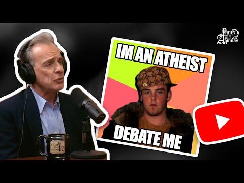 10 Really Bad Atheist Arguments W/ Dr. William Lane Craig (Pt 1)