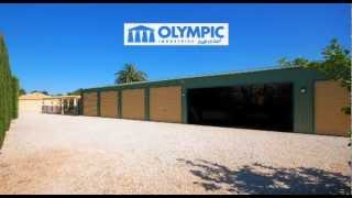 Olympic Industries Rural Sheds & Buildings Summer Sale
