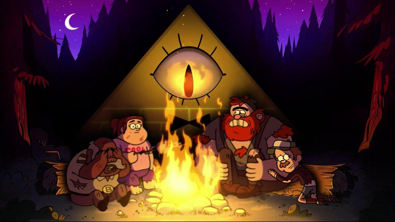 Bill Gravity Falls Wallpaper Hd Gravity Falls Shortened Weirdmageddon Opening Theme Song