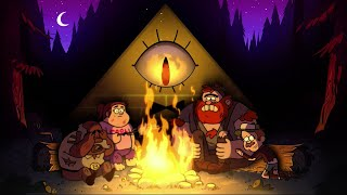 Gravity Falls - Shortened Weirdmageddon Opening Theme Song - HD