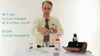 Polarimeter Technical Video: Cleaning a Rudolph Research Autopol Sample Cell
