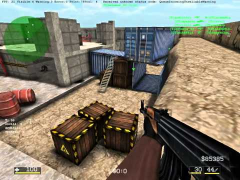 Gameplay Counter Strike Unity 3d