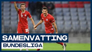 LewanFOURski doet het wéér! 🤯 | Samenvatting FC Bayern München -  Hertha BSC l Bundesliga