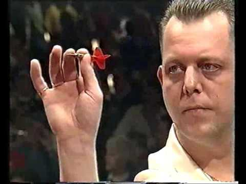 Darts World Championship 1997 Round 1 King vs Hunt
