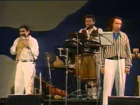 Peter Gabriel & Inti Illimani - Wallflower
