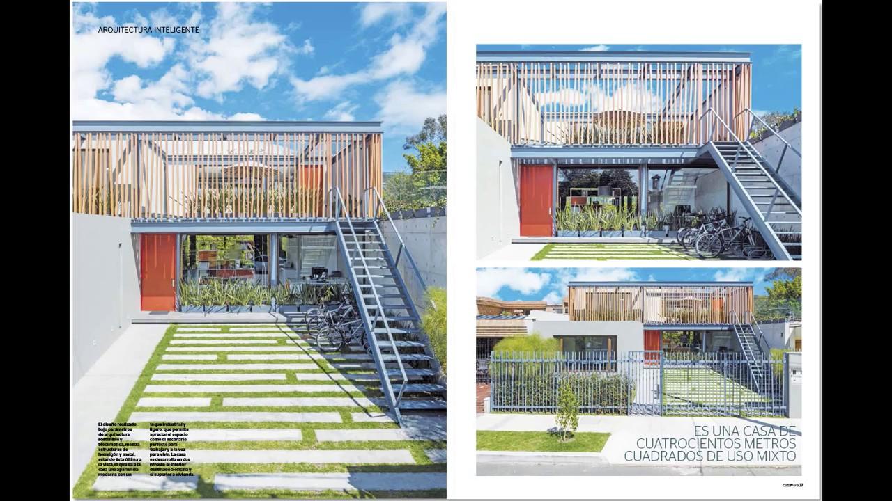 Revista casa viva decoraci n dise o y arquitectura youtube for Decoracion casa viva