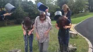 B-Enterprising's Ice Bucket Challenge