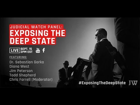 Judicial Watch Presents: 'Exposing the Deep State'