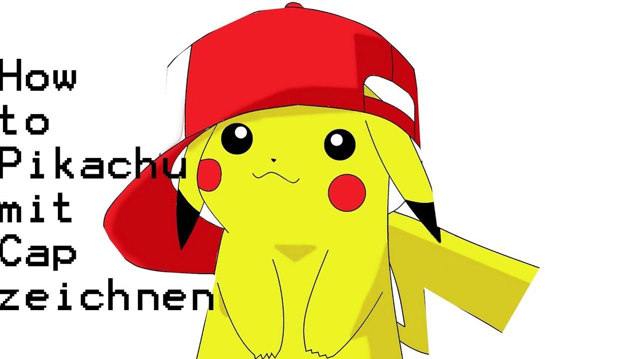 Pikachu Malen