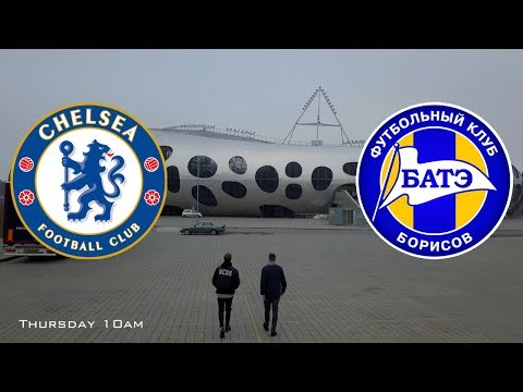 OFFICIAL CHELSEA FC FILM - BATE BORISOV EUROPA LEAGUE #Ontheroad Mp3