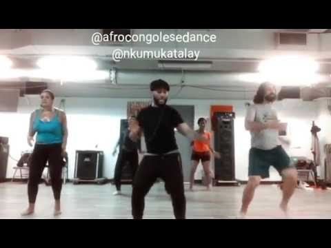 Fally Ipupa: Champ [Dance] cover #afrocongolesedance #USA #NYC