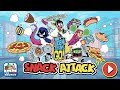 Teen Titans Go! Snack Attack - Ready, Aim, Food Fight! (DC Kids Games)