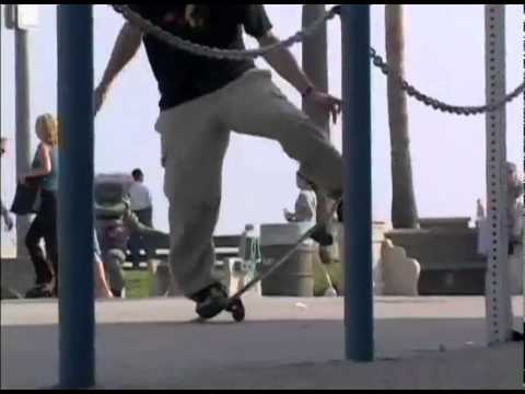 "Rodney Mullen in Globe Shoes ""Opinion"""
