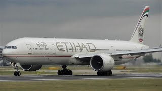 Plane Spotting at Manchester Airport, Runway 23L Departures | 14-08-18