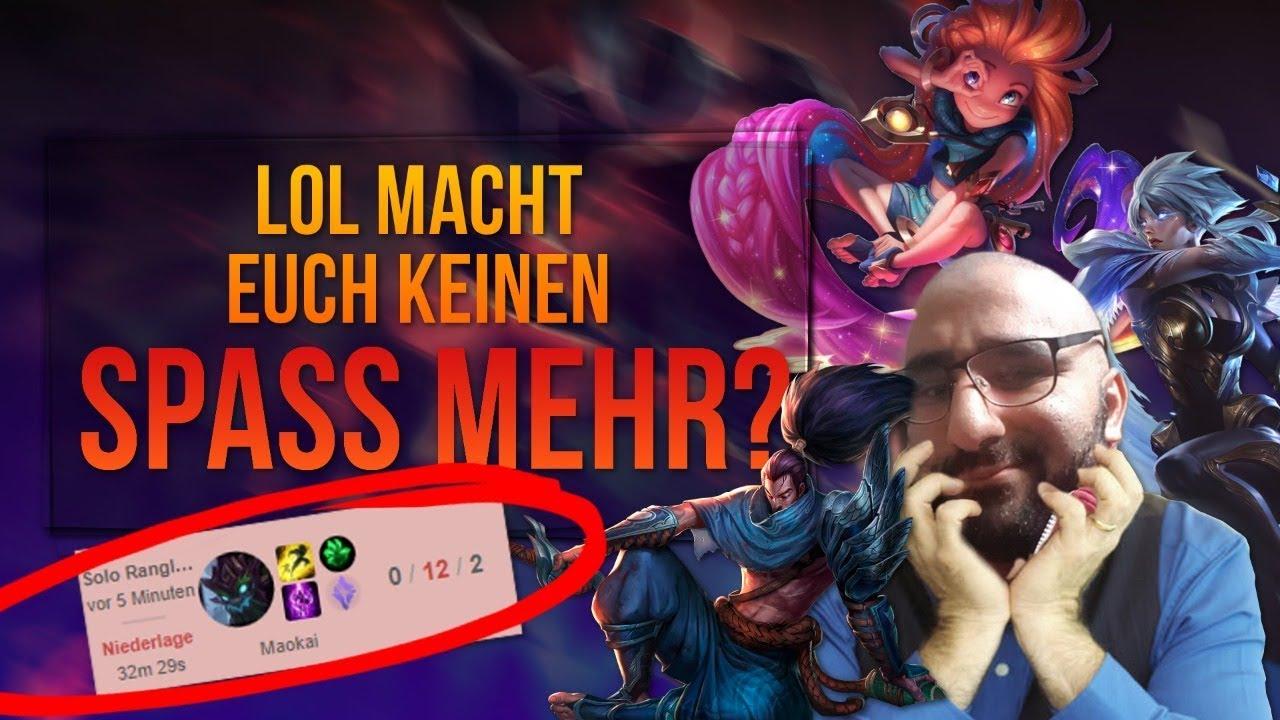 Lol In Deutsch