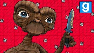 Gmod Murder: Zero Gravity in a SPACESHIP ft. Alien Ted