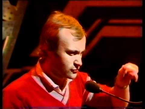 Phil Collins - I Missed Again 1981