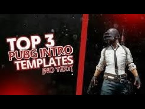 Pubg Intro Without Text No Text Free Download / 2020 Best Intro / SidTech