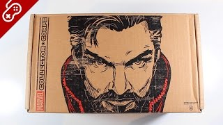 Unboxing Doctor Strange Marvel Subscription Box thumbnail