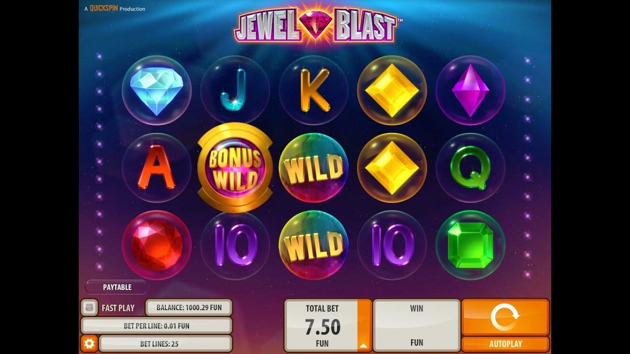 Spiele Jewel Blast - Video Slots Online