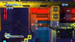 Test de capture PC - Sonic Generations