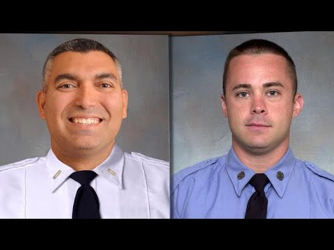 FDNY firefighters killed in Iraq remembered for their determination to help others