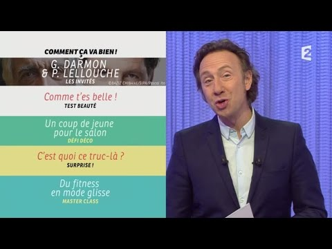 [INTÉGRALE] Comment ça va bien ! 07/03/2016 P1 G.DARMON P.LELLOUCHE #CCVB