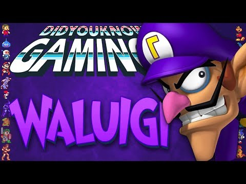 Waluigi - Did You Know Gaming? Feat. Lucahjin