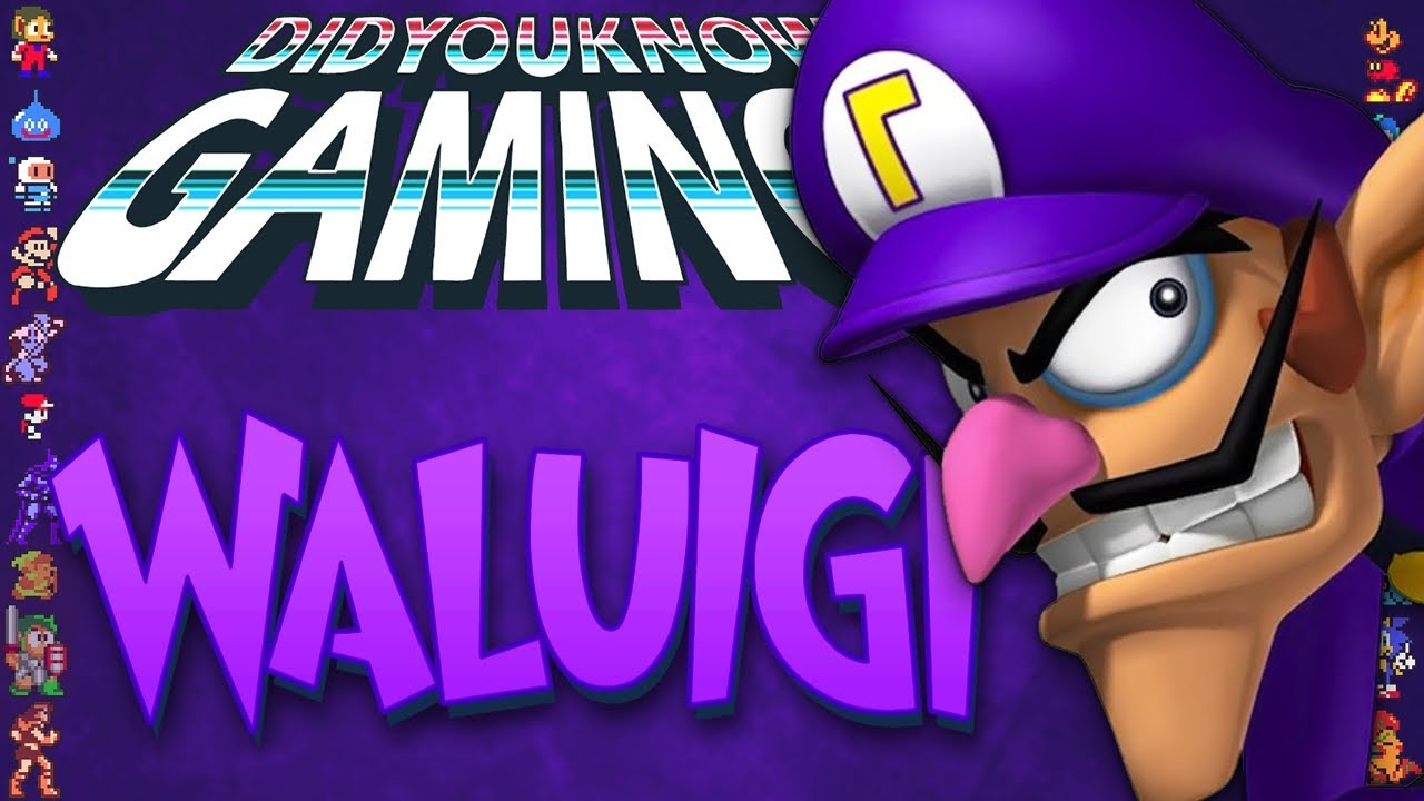 Waluigi Did You Know Gaming Feat Lucahjin Youtube Lucahjin is going to host an all day charity stream in tribute of her uncle, who passed away recently (my condolences d due to an advanced heart attack. waluigi did you know gaming feat lucahjin