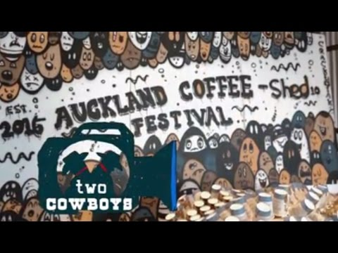 Love Affair With All Things Coffee at the Auckland Coffee Festival 2017, New Zealand